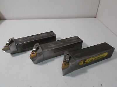 Kennametal Ddjnr-204d Indexable Toolholder 1-14 Square Shank 6 Oal