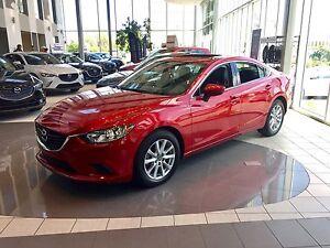 2016 Mazda 6 GS , Cuir, Navigation, 800 kms!!!