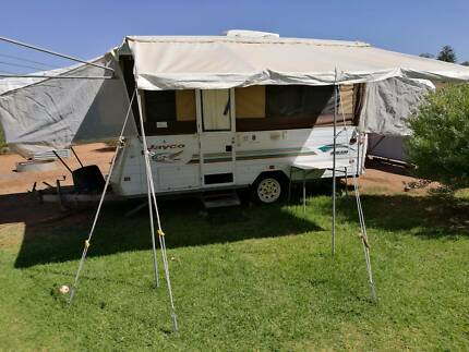 Jayco Swan Caravan Broken Hill Central Broken Hill Area Preview