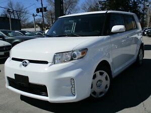 2014 Scion xB  XB~ 5 SPEED MANUAL ~ ONE OWNER ~ 117,000KMS !