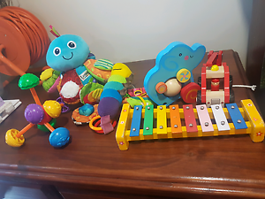 group of toys Leumeah Campbelltown Area Preview
