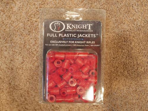 Knight Full Plastic Jackets 209 Primers M901104 100CT