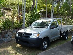2005 Toyota Hilux Ute Gaven Gold Coast City Preview