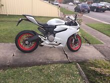 Ducati 899 Cardiff Heights Lake Macquarie Area Preview