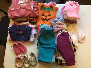 Girl Clothes 6-12 month