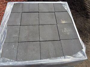 Pavers300x300 charcoal $2:30ea Loganlea Logan Area Preview