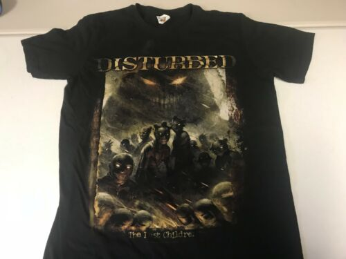 Disturbed Small The Lost Children 2011 Shirt LICENSED AUTHENTIC REAL