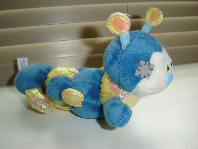 "ORIGINAL 7"" BLUE NOSE FRIENDS RAMBLE THE CENTIPEDE SOFT TOY NUMBER 100"