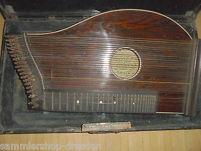 26529 Zither Parsifal 35 Seiten strings Saiten um 1900