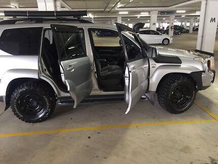 Prado gxl 2008 turbo diesel auto. Fuel efficient and comfortable. West Footscray Maribyrnong Area Preview