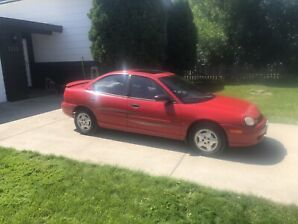 1998 Dodge Neon For Sale - LOW KMS