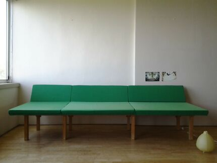 minimalistic sofa