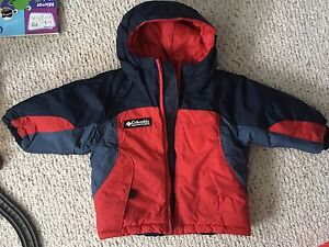 Toddler boys winter jackets 2T (Nevada and Columbia)