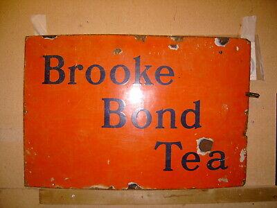 Vintage Advertising Sign ***Brooke Bond Tea***