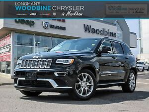 2016 Jeep Grand Cherokee Summit/Exective Driven
