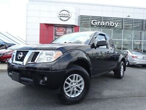 2016 Nissan Frontier SV King Cab 4X4 Jant