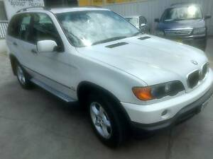 2002 BMW X5 Wagon - Great Condition Lidcombe Auburn Area Preview