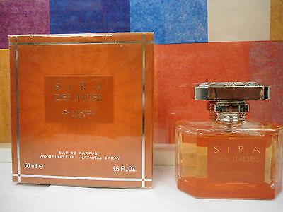 SIRA DES INDES BY JEAN PATOU EAU DE TOILETTE 1.6 OZ / 50 ML NEW IN BOX