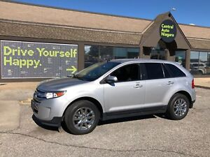 2013 Ford Edge SEL / HEATED SEATS / BACK UP CAMERA / 18  RIMS