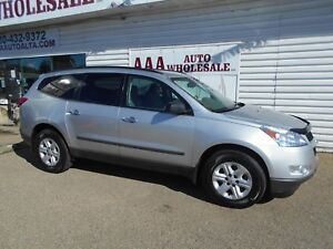2011 Chevrolet Traverse LS 8 PASS. AWD !