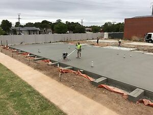 CJM concrete services Surrey Downs Tea Tree Gully Area Preview