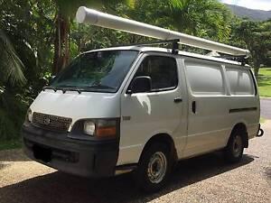 2004 Toyota Hiace Van/Minivan Regretful sale Clifton Beach Cairns City Preview