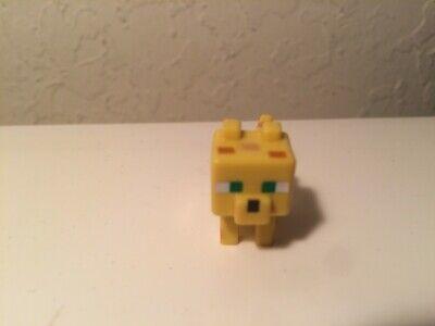 "Minecraft  Majong Mini  stone Series 2 Ocelot  figure 1"""