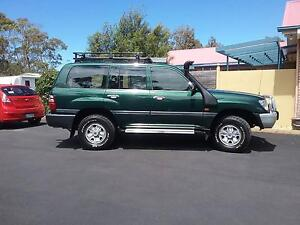 2003 Toyota LandCruiser Wagon Sandford Clarence Area Preview