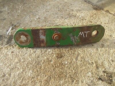 John Deere M Mt Tractor Jd Hitch Tongue Bracket
