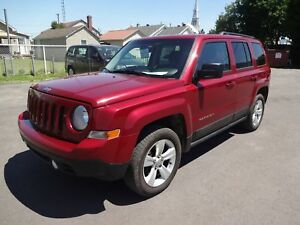 Jeep Patriot 4WD North 2014