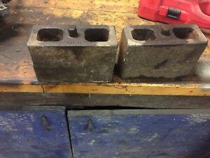 """4"""" lift blocks"""
