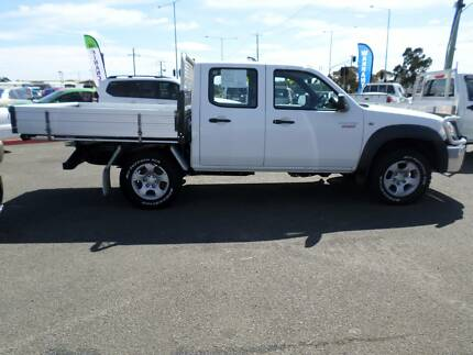 2010 Mazda BT-50 Dual Cab Tray Traralgon East Latrobe Valley Preview