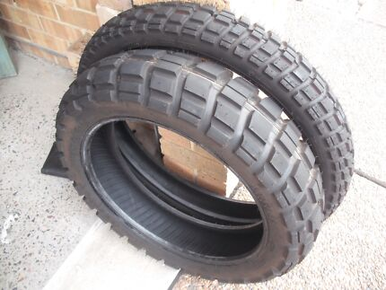 F800gs tyres