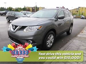 2016 Nissan Rogue SV Clean Carproof, low kms