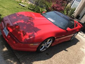 1985 Corvette - Great summer vehicle!