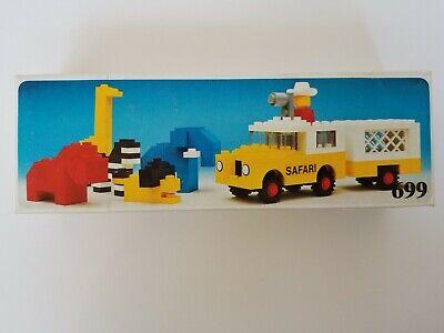 Lego 699 Vintage Photo Safari - 1970's - Brand New, NISB, NIB - Nice!