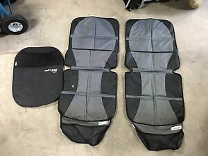 Kids car seat protectors for vehicles