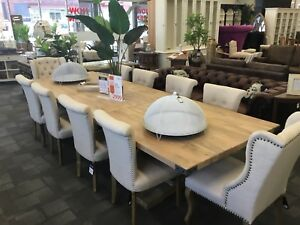 Utah Extension Dining Table Clearance