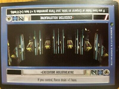 Star Wars CCG Hoth WB Unlimited You Will Go To The Dagobah System NrMint-Mint