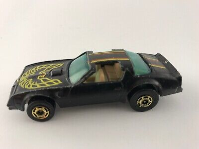 "Vintage 1977 Hot Wheels ""Hot Bird"" Trans Am Blackwall Hong Kong Die cast"