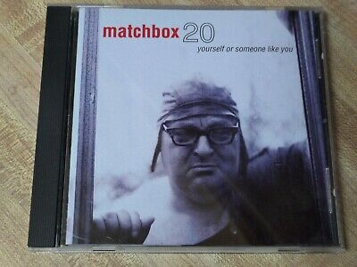 Yourself or Someone Like You by Matchbox Twenty (CD, Oct-1996, Atlantic (Label))