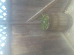 Burrell planter