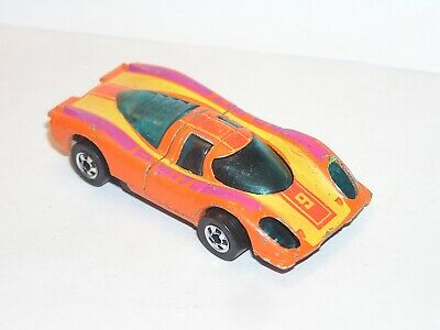 Vintage Hot Wheels Blackwall Porsche P-911 ALL ORIGINAL & INTACT KEEPER!