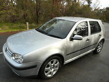 2001 Volkswagen Golf Hatchback AUTO LOW KS WITH REG AND RWC!! Moorabbin Kingston Area Preview