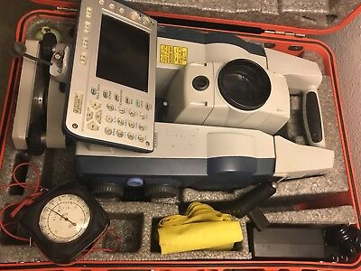 Sokkia Srx3 Robotic Total Station.