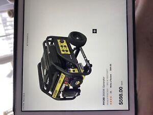 Brand New 3500w Generator