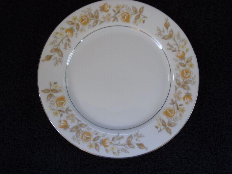 """Carlton Rosealyn  6"""" Plate"""
