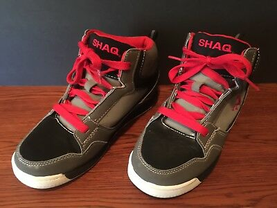 Shaq High Tops (Size 5) Boys Basketball Shoes Shaquille O'Neil