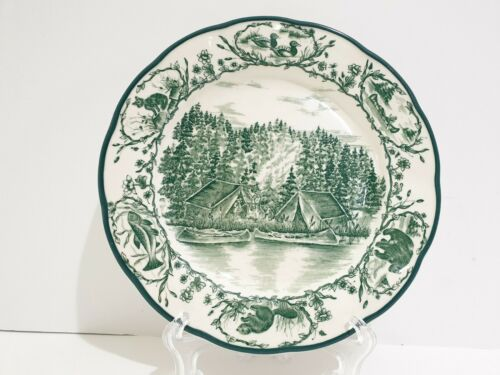 "International Timberlake Camp 7"" Salad Plate"