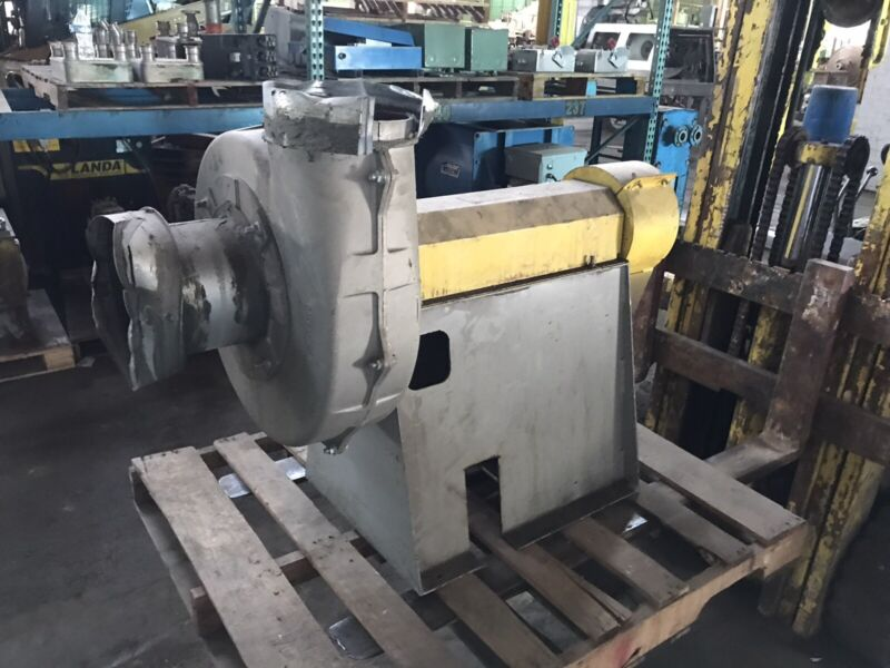 Aerovent Blower, Dust collector, Fan, CABD15R08A